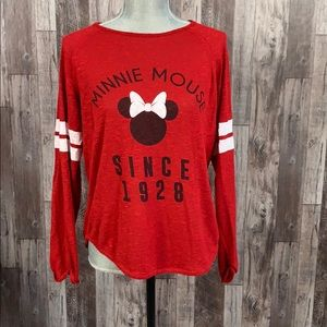 Minnie Mouse SOFT long sleeve